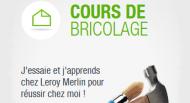 Cours de bricolage Leroy Merlin